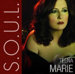 Marie, Teena - S.O.U.L. CD Cover Art