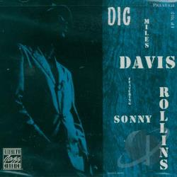Davis, Miles - Dig CD Cover Art