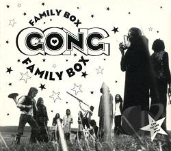 Gong - Gong Family Boxed Set CD Cover Art