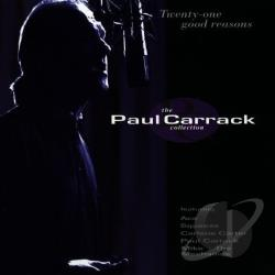 Carrack, Paul - Twenty-One Good Reasons: The Paul Carrack Collection CD Cover Art