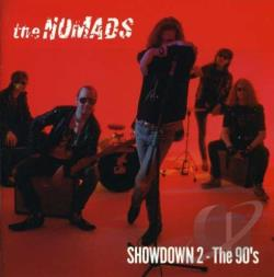 Nomads - Showdown 2 - The 90s CD Cover Art