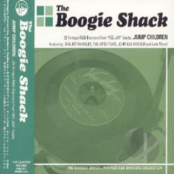 Boogie Shack: Jump Children CD Cover Art