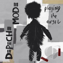 Depeche Mode - Playing the Angel CD Cover Art