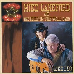 Lankford, Mike - Like I Do CD Cover Art
