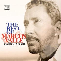 Valle, Marcos - Best of Marcos Valle: Carioca Soul CD Cover Art