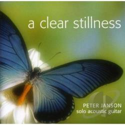 Janson, Peter - Clear Stillness CD Cover Art