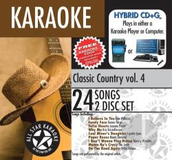 Classic Country, Vol. 4 CD Cover Art
