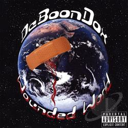 Daboondox - Wounded World CD Cover Art