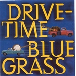 Drive-Time Bluegrass CD Cover Art