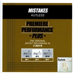 Kutless - Premiere Performance Plus: Mistakes DB Cover Art