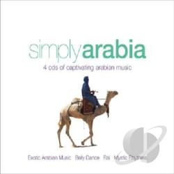 Simply Arabia CD Cover Art
