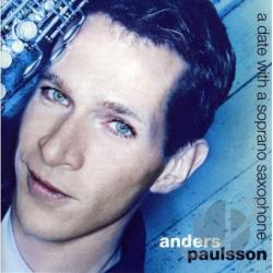 Paulsson, Anders - Date With A Soprano Saxophone SA Cover Art