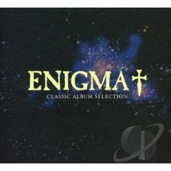 Enigma - Classic Album Selection CD Cover Art
