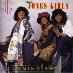 Jones Girls - Coming Back CD Cover Art