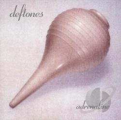 Deftones - Adrenaline CD Cover Art