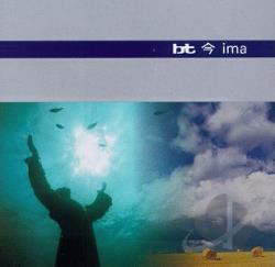 Bt - Ima CD Cover Art