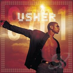 Usher - 8701 CD Cover Art