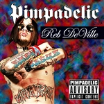 Pimpadelic - Reb Deville CD Cover Art