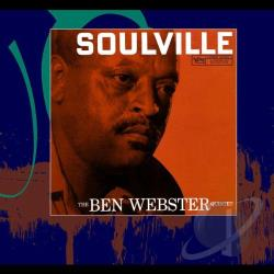 Webster Quintet, Ben / Webster, Ben - Soulville CD Cover Art