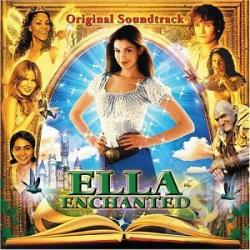 Ella Enchanted CD Cover Art