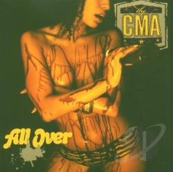 CMA - All Over CD Cover Art