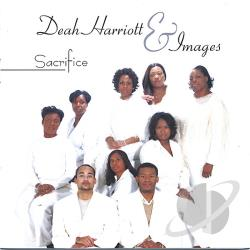 Death Harriott & Images - Sacrifice CD Cover Art