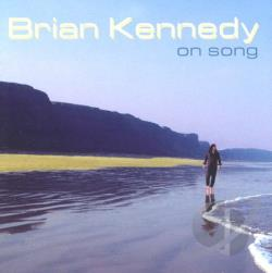 Kennedy, Brian - On Song CD Cover Art