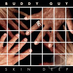 Guy, Buddy - Skin Deep LP Cover Art
