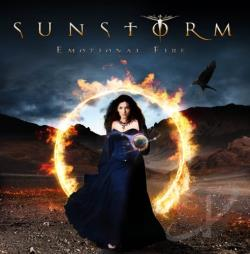Sunstorm - Emotional Fire CD Cover Art