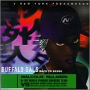McLaren, Malcolm - A New York Phenomenon: Buffalo Gals... CD Cover Art