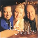 Steeles - It's by Love CD Cover Art