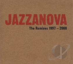 Jazzanova - Remixes 1997-2000 CD Cover Art