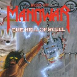 Manowar - Hell Of Steel CD Cover Art