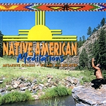 Native American Meditations CD Cover Art