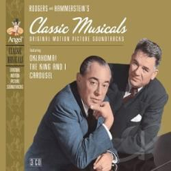 Rodgers & Hammerstein Classic Musicals: Carousel CD Cover Art