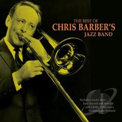 Barber, Chris - Best of Chris Barber's Jazz Band CD Cover Art