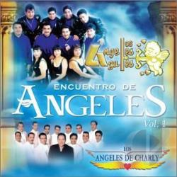 Los Angeles Azules - Encuentro de Angeles, Vol. 1 CD Cover Art
