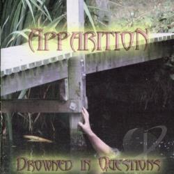Apparition - Drowned In Questions CD Cover Art