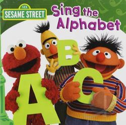 Sesame Street - Sing the Alphabet CD Cover Art