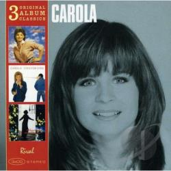 Carola - Original Album Classics CD Cover Art