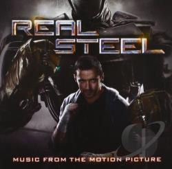 Real Steel CD Cover Art