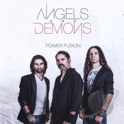 Angels & Demons - Power Fusion CD Cover Art
