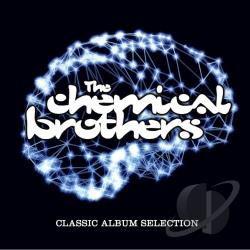 Chemical Brothers - Classic Album Selection CD Cover Art