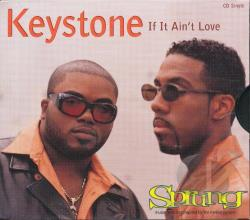 Keystone - If It Ain't Love/If I Can't Live Without DS Cover Art