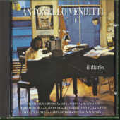 Venditti, Antello - Il Diario CD Cover Art