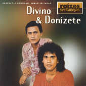 Divino & Donizete - Raizes Sertanejas V.2 CD Cover Art