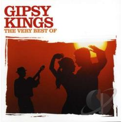 Gipsy Kings - Very Best of Gipsy Kings CD Cover Art