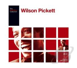Pickett, Wilson - Definitive Soul Collection CD Cover Art