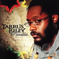 Riley, Tarrus - Parables CD Cover Art