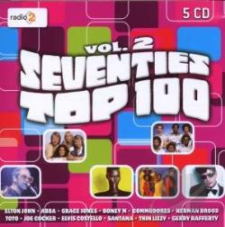 Vol. 2 - Seventies Top 100 CD Cover Art
